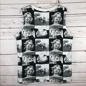 Reversible Marilyn Monroe Shirt
